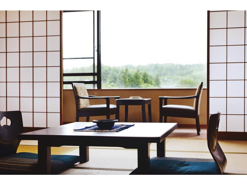 Japanese-style Room (Rindo Wing)