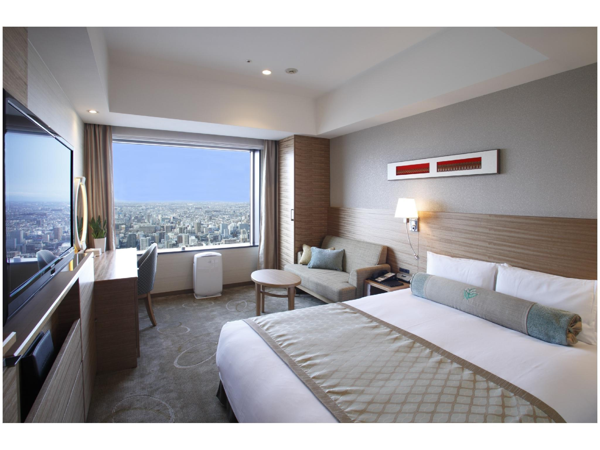 Executive Double Room (Non-smoking) (Executive Double Room - Non-Smoking)