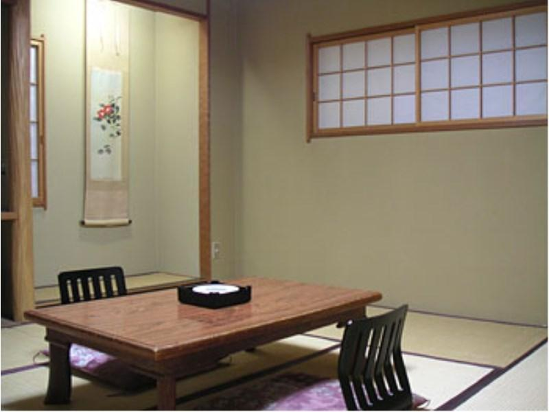 和室|10畳+踏込2畳 (Japanese-style Room*No bath in room)
