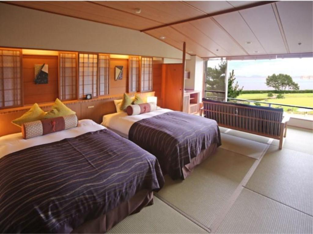Japanese-style Twin Room (Scenic View) - Guestroom