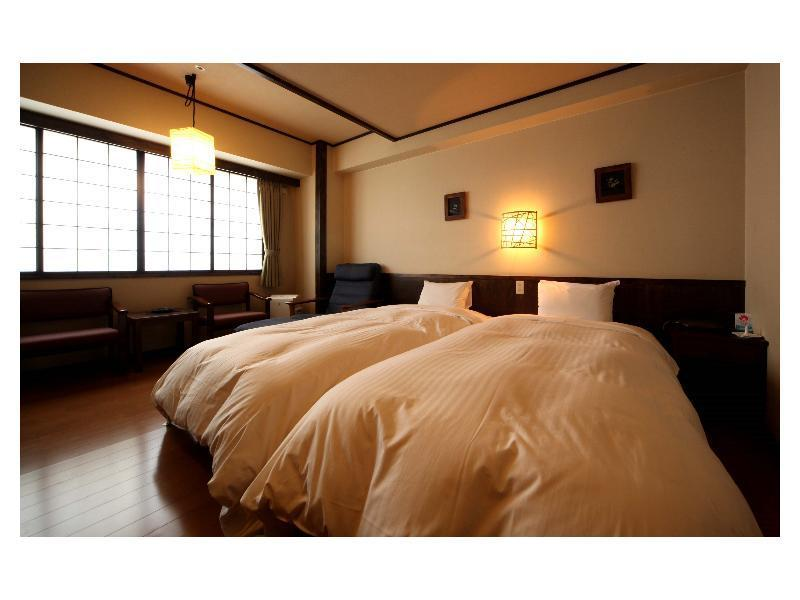 故乡馆 和洋式房 (Japanese/Western-style Room (2 Beds, Furusato Wing))