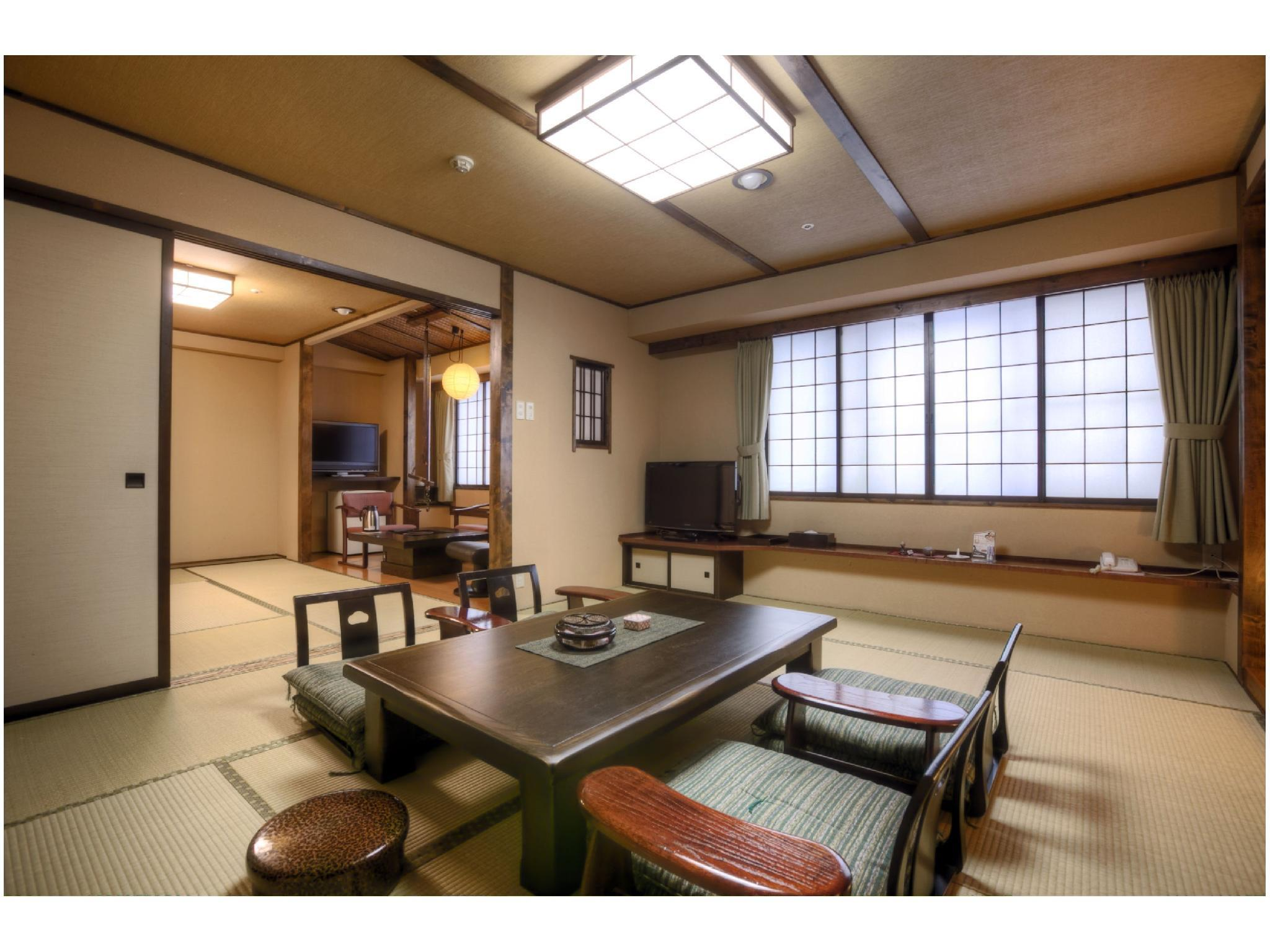 Japanese-style Room (Furusato Wing)