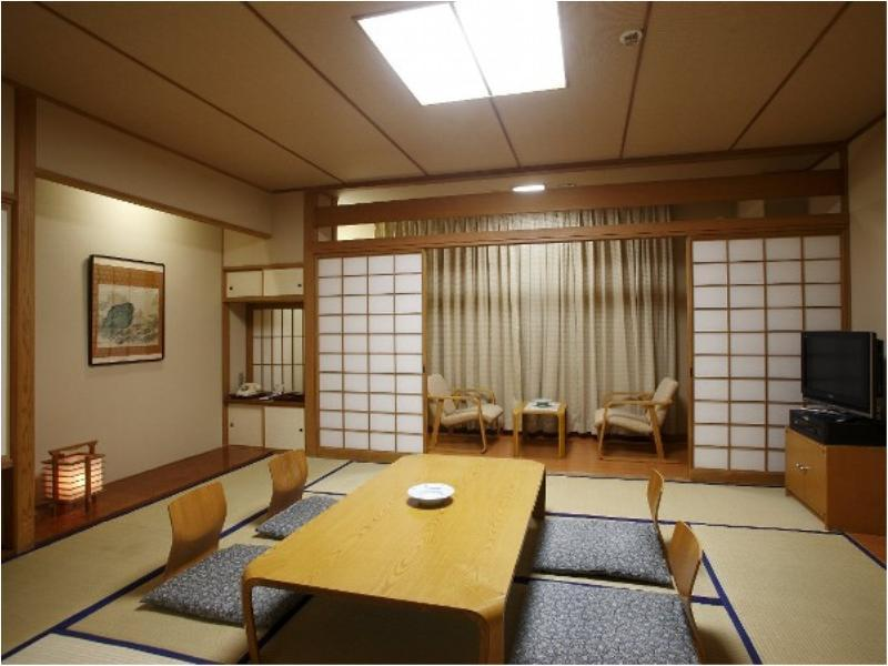다다미 객실(본관) *흡연 (Japanese-style Room (Main Building) *Smoking)
