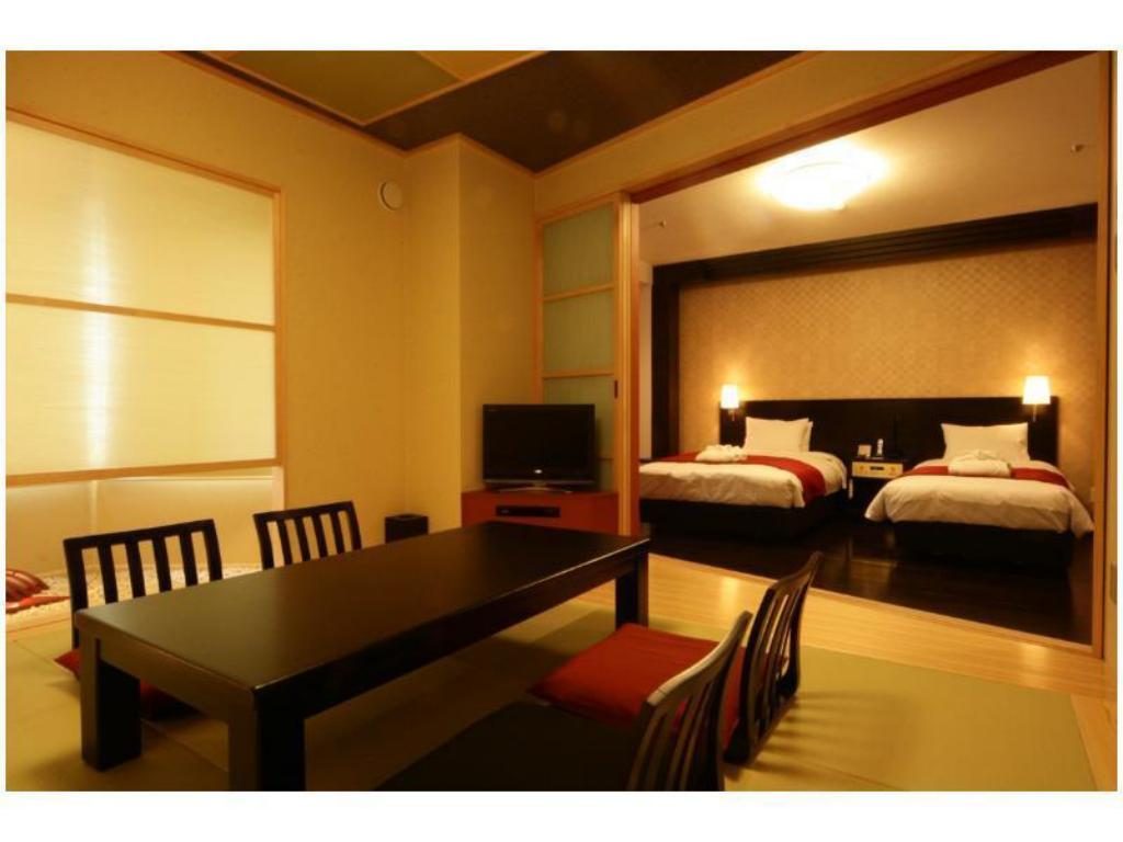 Japanese/Western-style Room *Non-smoking - ห้องพัก