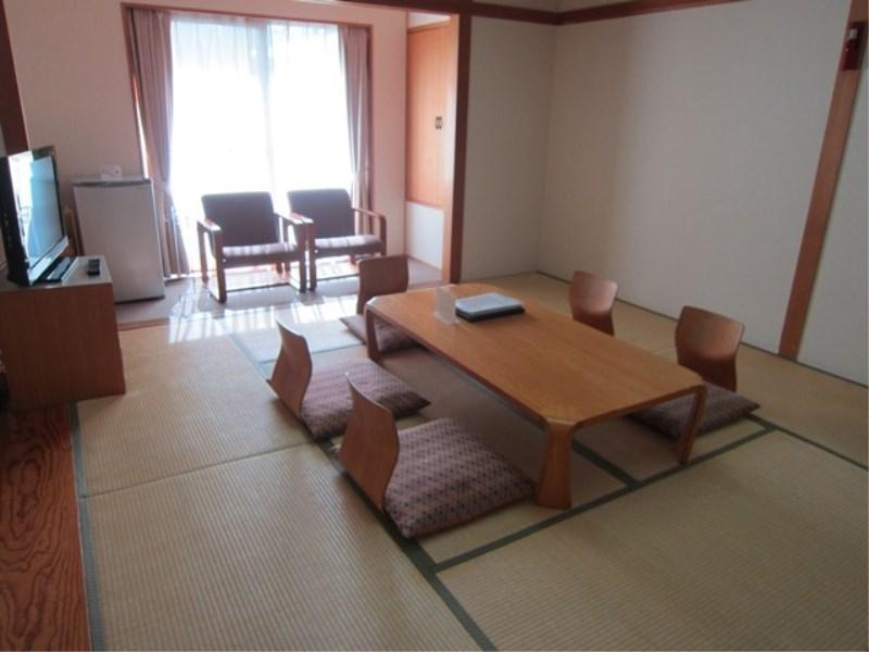 Japanese-style Room (Main Building) *Non-smoking from Feb. 1, 2020 (Japanese-style Room (Main Building) )