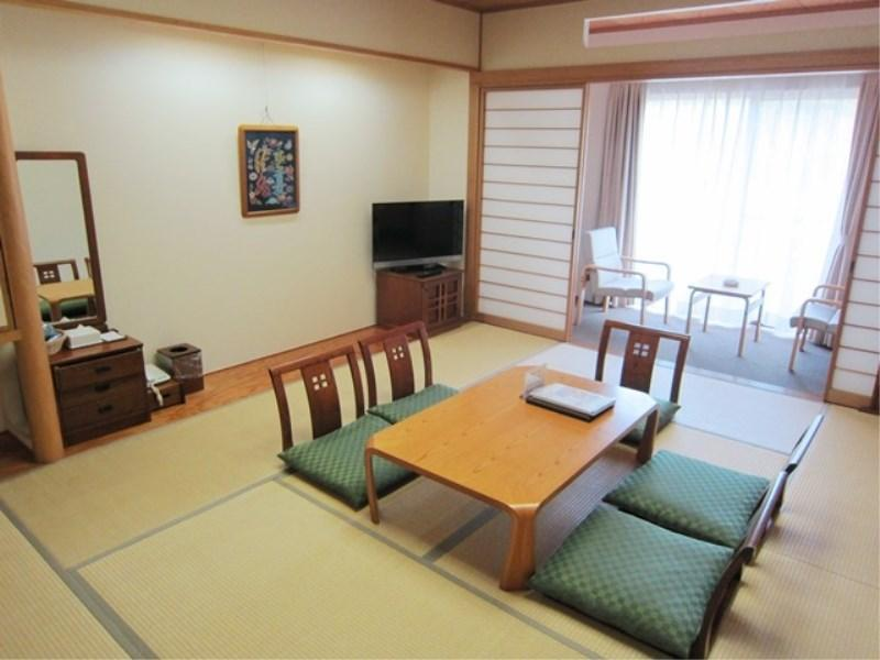 Japanese-style Room (New Building) *Has bath, Non-smoking from Feb. 1, 2020 (Japanese-style Room (New Building) *Has bath)
