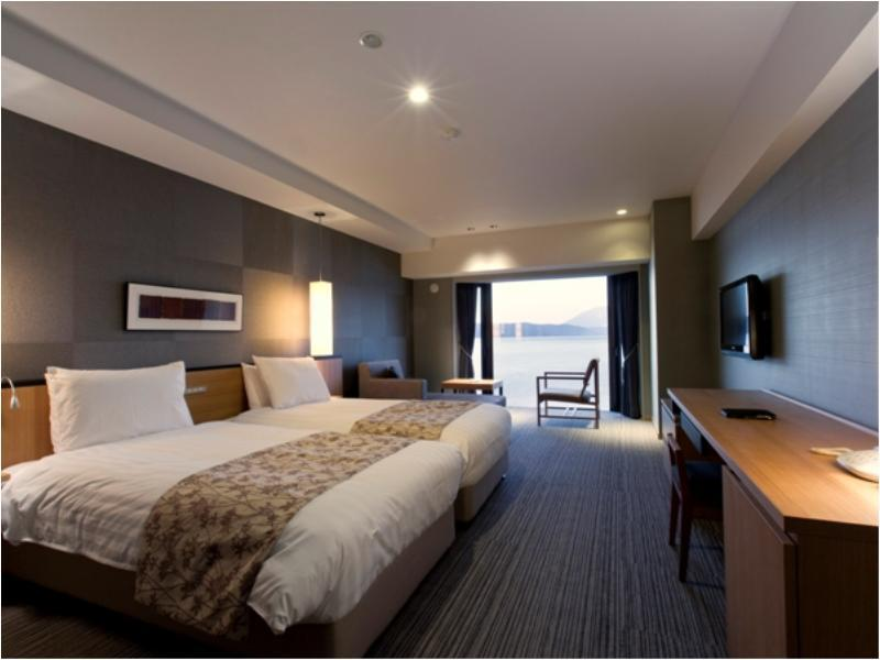 Standard Twin Room (Spa Resort Wing)