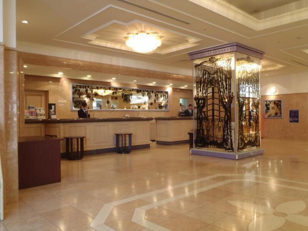 Lobby Chateraise Gateaux Kingdom Sapporo Hotel and Spa Resort