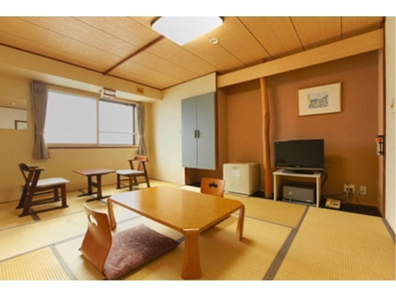 中央館 和室 海側 |10畳 (Japanese-style Room (Central Wing))