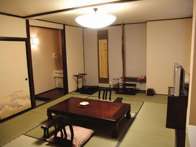 和式房 (2020年4月1日起禁烟) (Japanese-style Room (2 Japanese Beds))