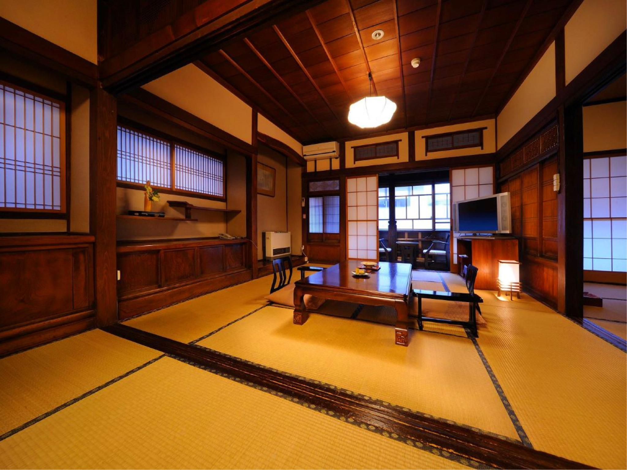 和式房 (2020年4月1日起禁烟) (Japanese-style Room (*Non-smoking from 2020/4/1))