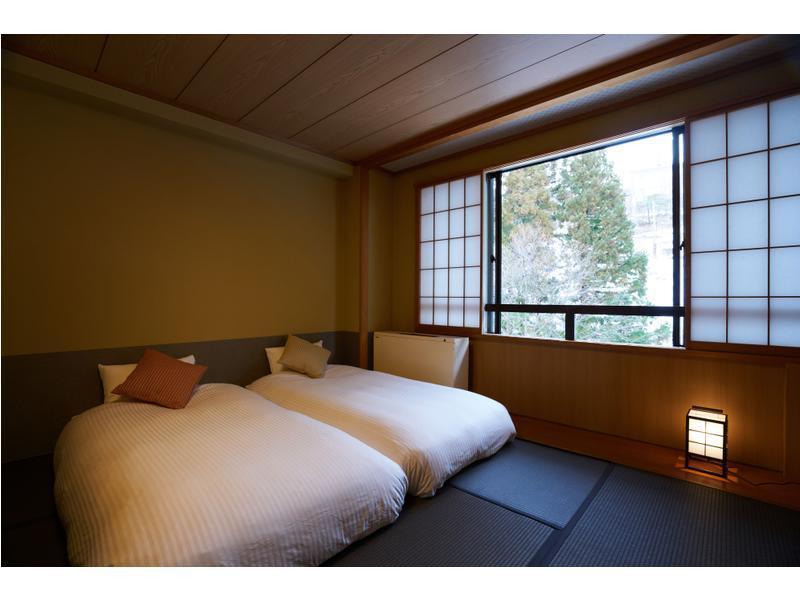 Club Room (Japanese-style Room, 2 Japanese Beds)