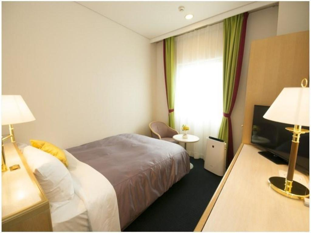 Panex Single Room - Guestroom Grand Park Hotel Panex Hachinohe