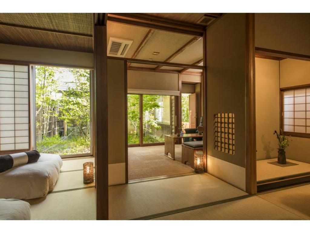 Special Japanese-style Room with Open-air Bath - ห้องพัก