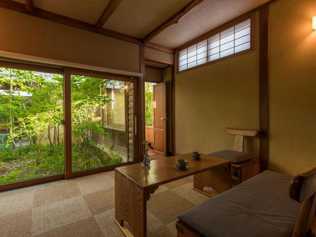 Special Japanese-style Room with Open-air Bath - ทัศนียภาพ