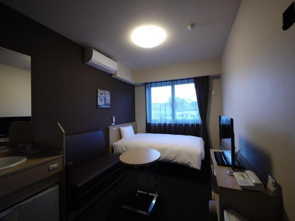 Single Room *No bath in room - Guestroom Hotel Route-Inn Tome