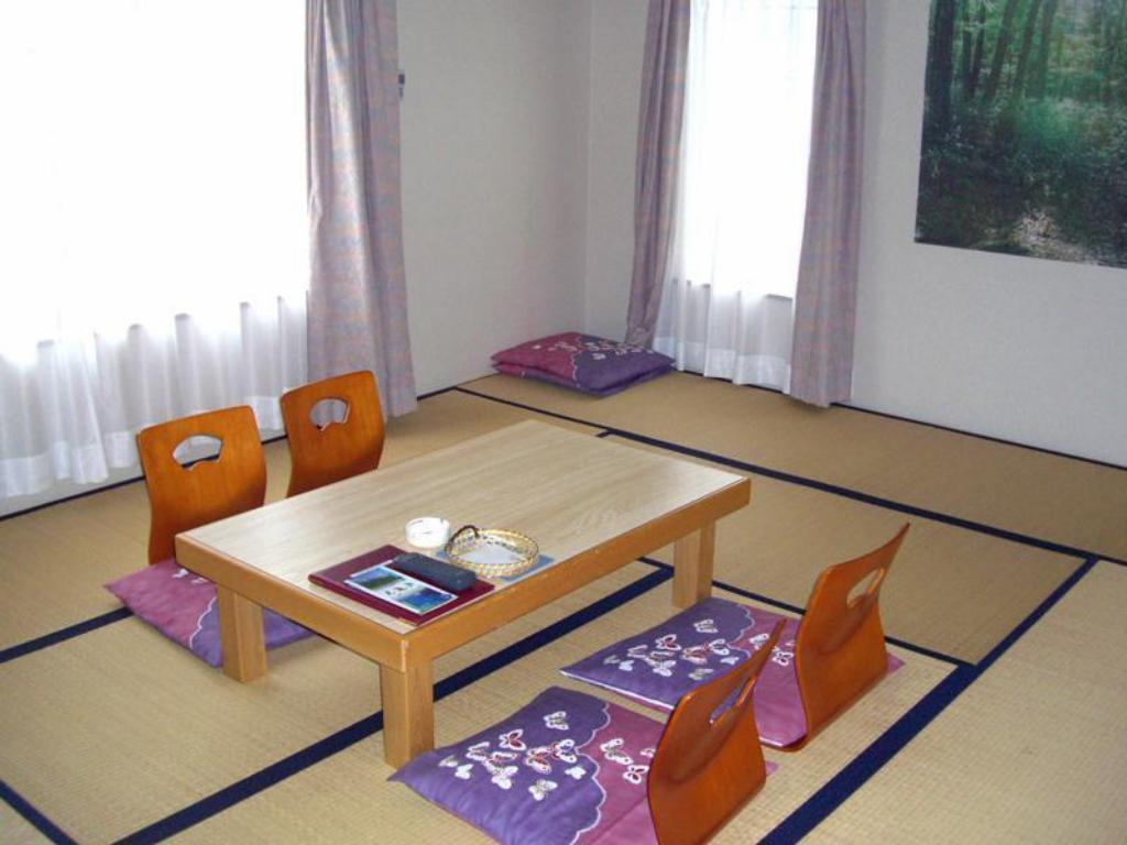 Japanese-style Room (Accommodation Wing) - Guestroom AWONE SHIRAKAMI JYUNIKO