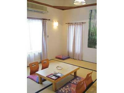 Japanese-style Room (Accommodation Wing)