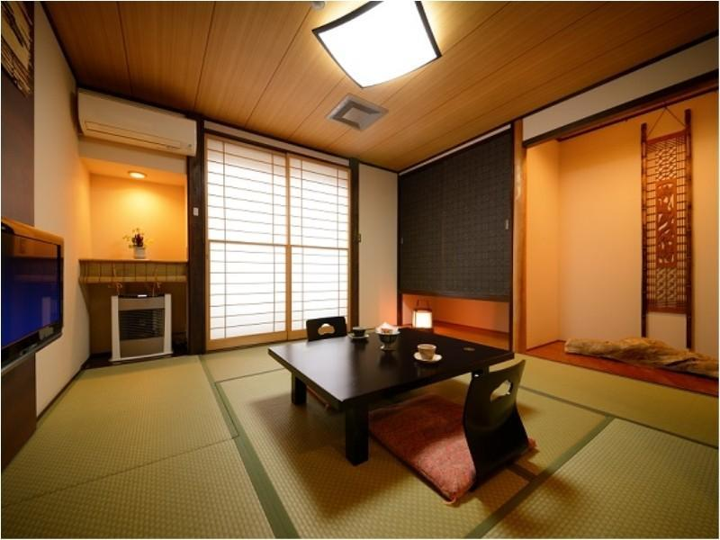 Agura之座 和式房※2009年新改裝 (Japanese-style Room (Agura-no-Za Type) *Refurbished 2009)