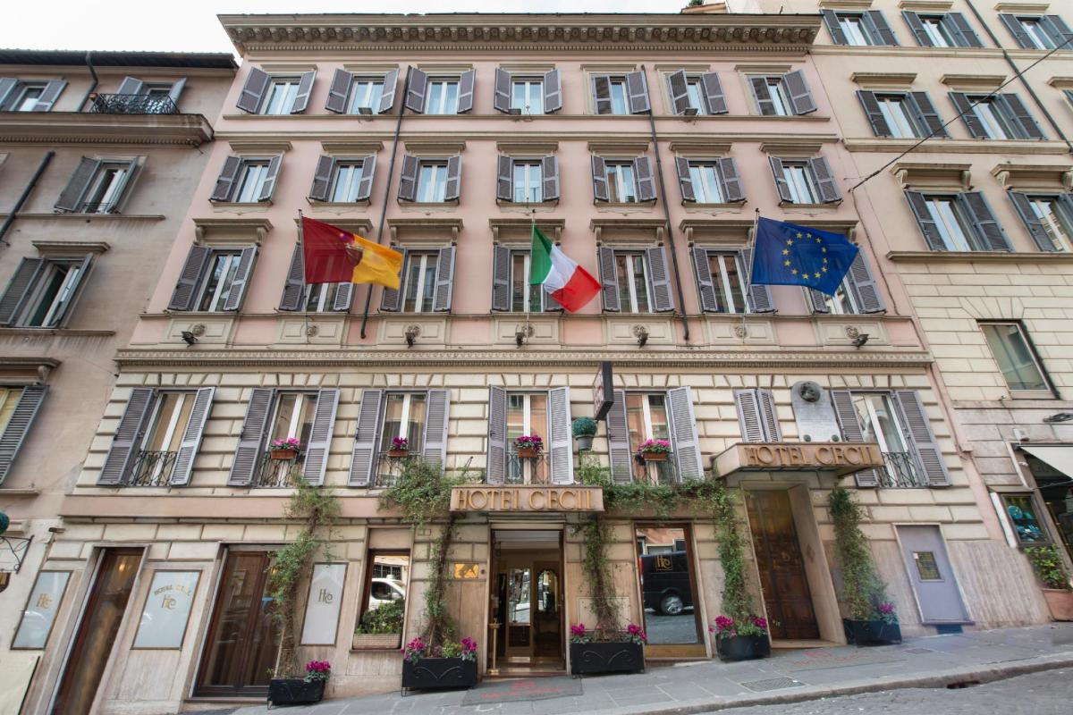 Hotel Cecil In Rome Room Deals Photos Reviews