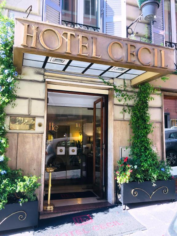 Best Price on Hotel Cecil in Rome + Reviews!