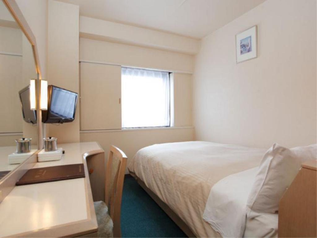 Single Room - Guestroom Aizuwakamatsu Washington Hotel