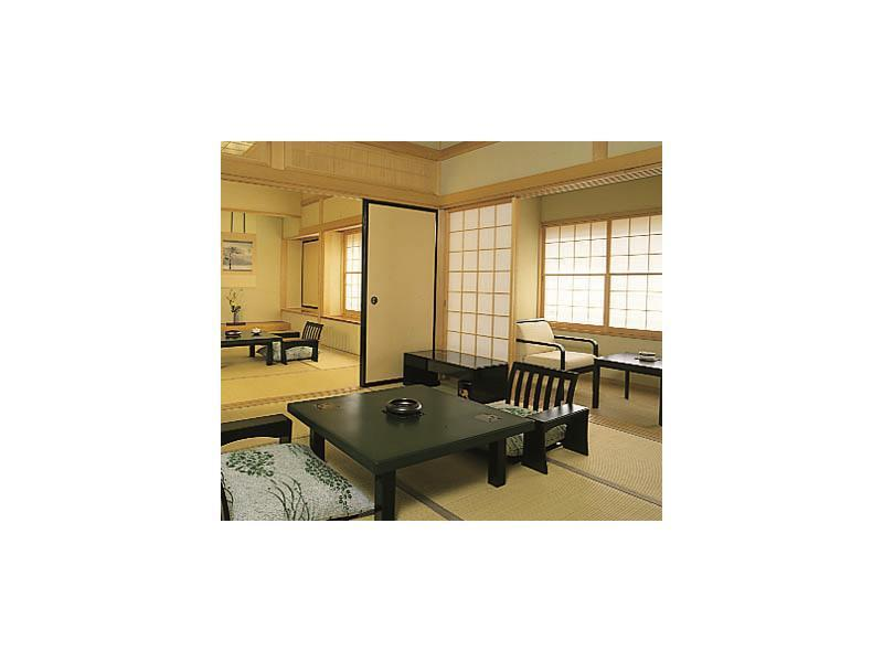 【2~6名】お部屋おまかせ和室 源泉かけ流し内湯付 (Japanese-style with Indoor Hot Spring Bath *Allocated on arrival)