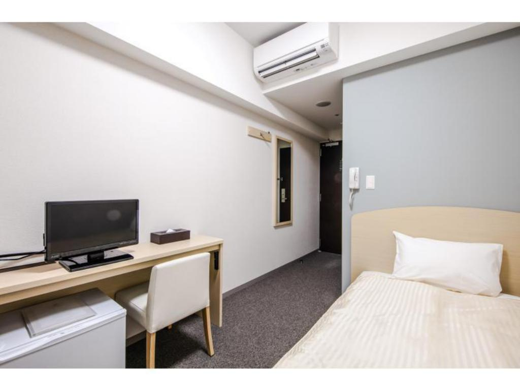 Single Room - Guestroom Unizo Inn Express Morioka