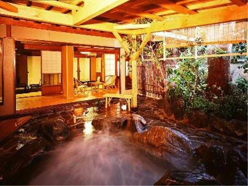 片栗 和式房+露天風呂 (Japanese-style Room with Open-air Bath (Katakuri Type))