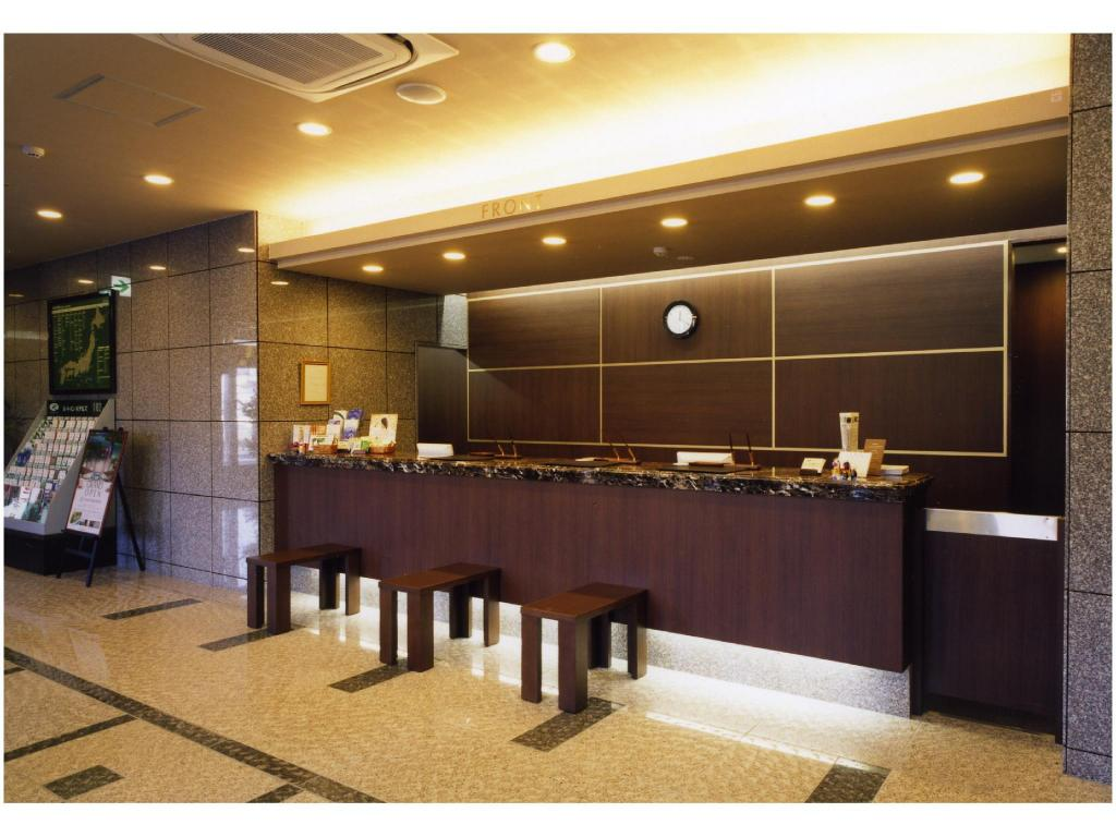 露樱酒店 一关交流道口 (Hotel Route-Inn Ichinoseki Inter)