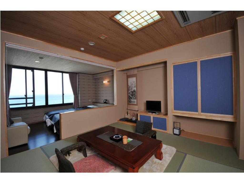 Main Building Japanese Western Style Room - Guestroom Seiunsou