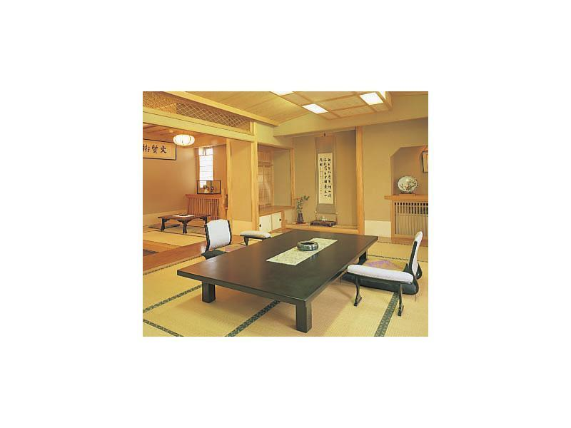 和式房或特別房 (Japanese-style Room or Special Room)