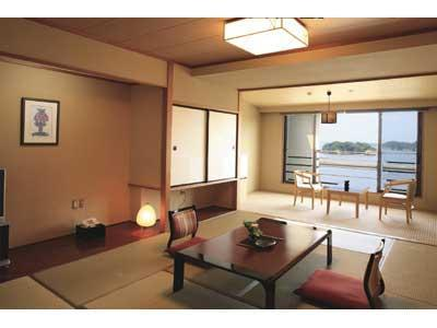 Japanese-style Room (*Non-smoking from 2020/4/1)