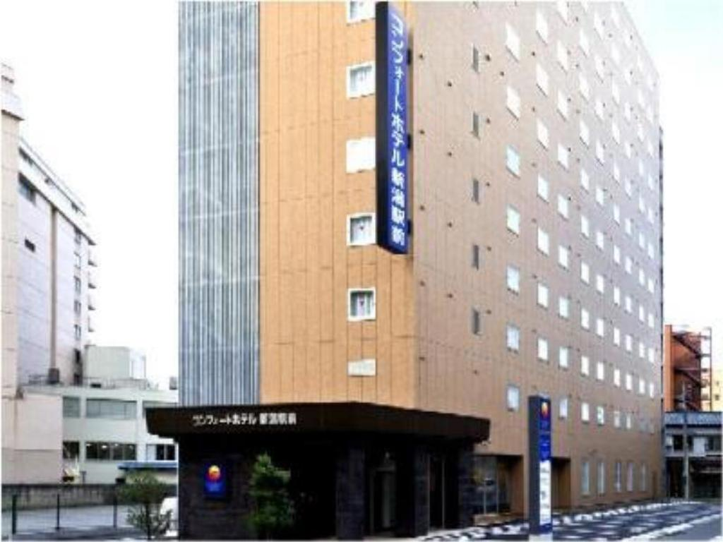More about Comfort Hotel Niigata