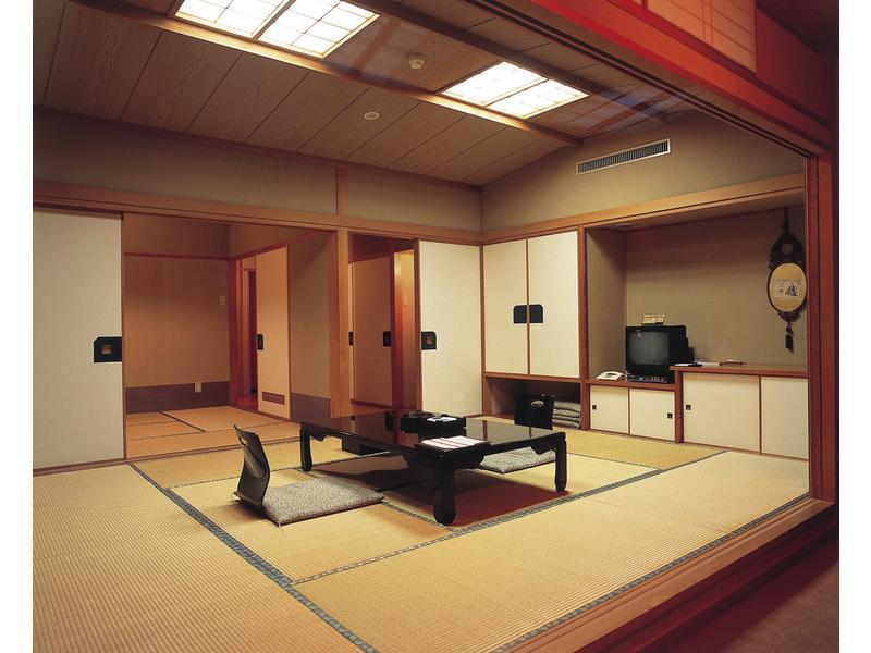 Japanese-style Room (Main Building) *No designated view