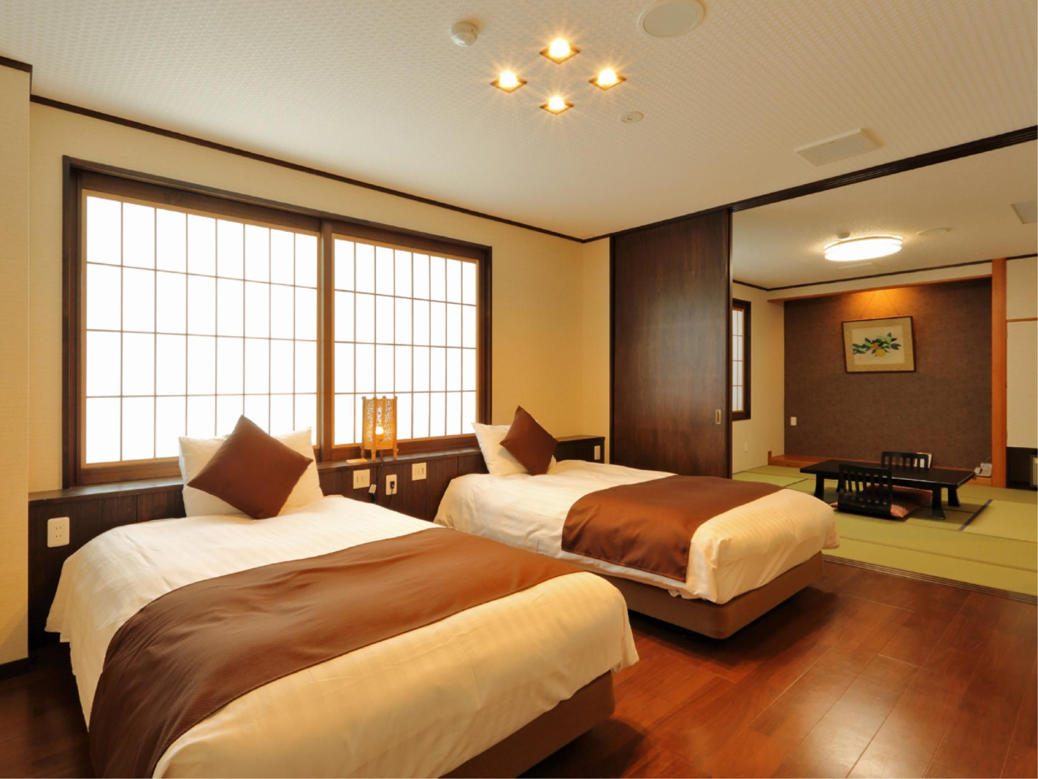 Japanese/Western-style Room (Barrier Free)