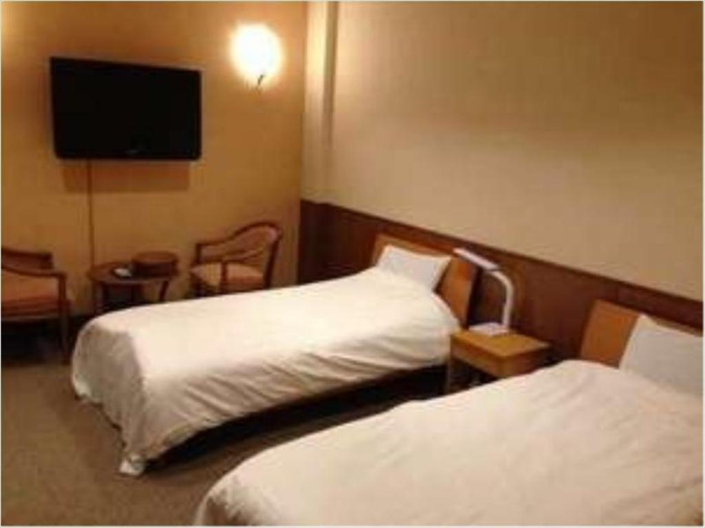 Twin Room *No windows - Guestroom Sakuratei