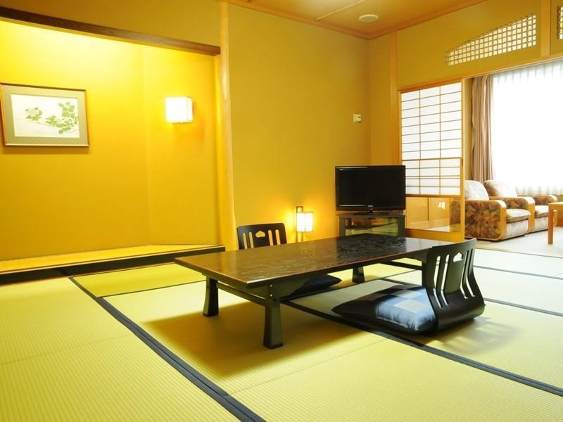 Japanese-style Room (New Building) *Has toilet & washroom