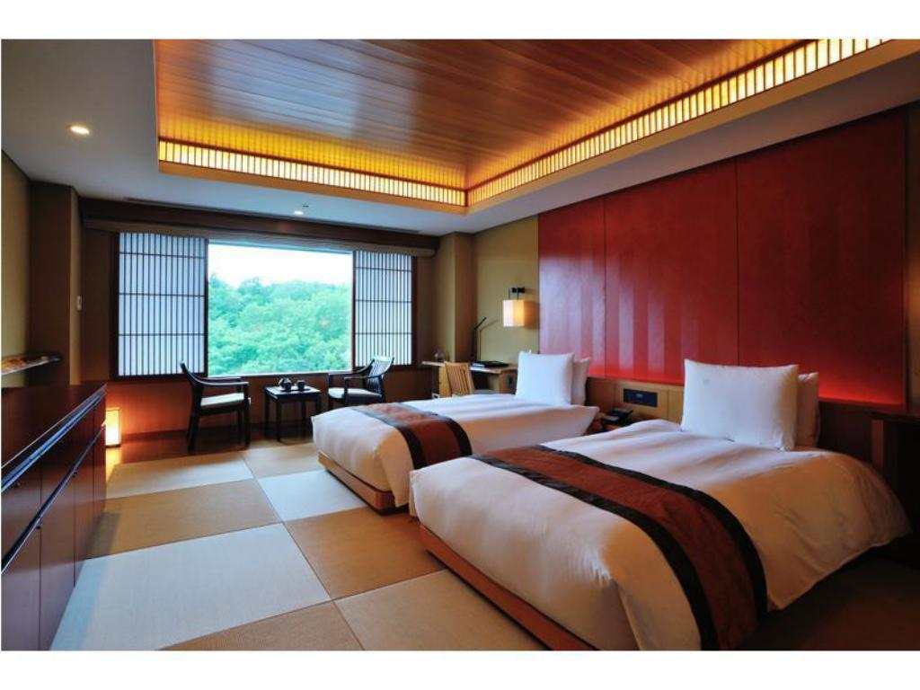 Deluxe Room - Twin - Guestroom Chikusenso Mt. Zao Resort & Spa