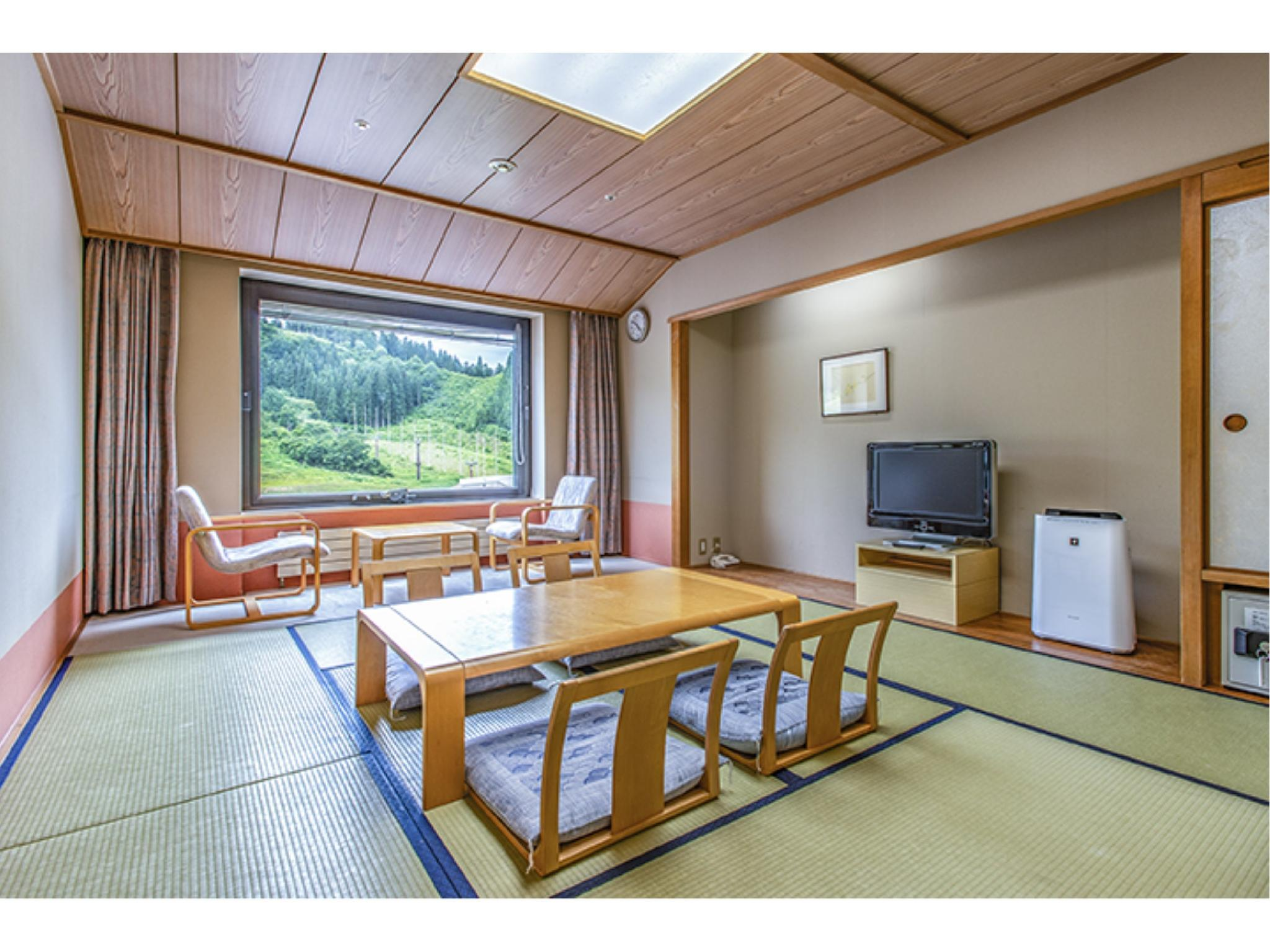 東館 和室10畳 禁煙 |10畳 (Japanese-style Room (East Wing))