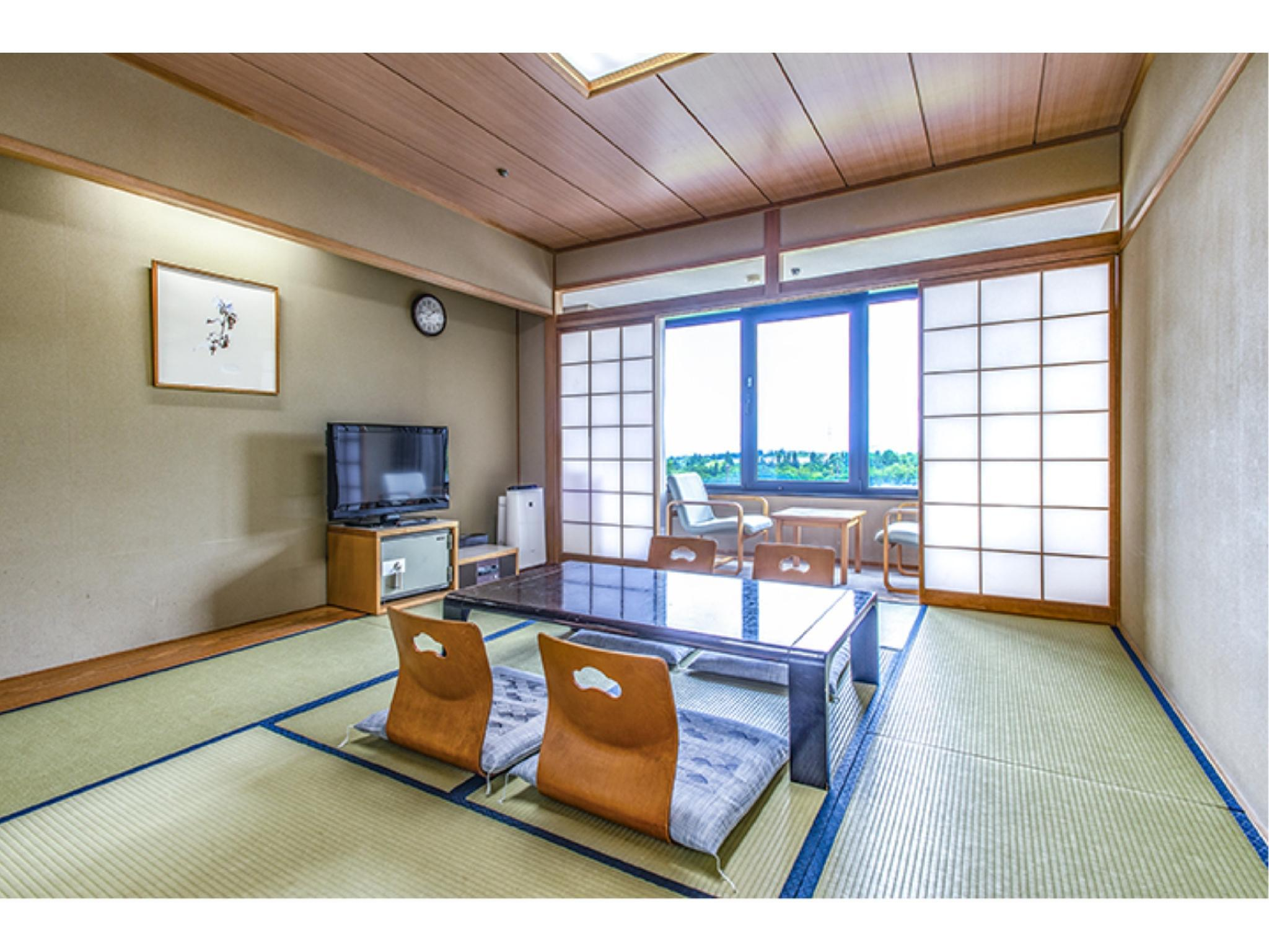 和室 本館10畳(バス付)|10畳 (Japanese-style Room (Main Building) *Has bath)