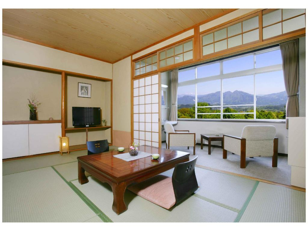 Standard Japanese-style Room with Hiroen Space - ห้องพัก