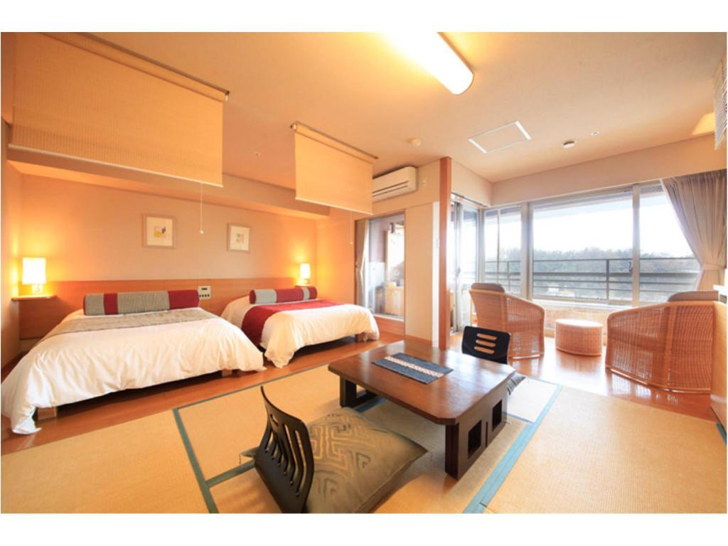 Japanese Western Style Room - Guestroom Hotel Isobe Garden