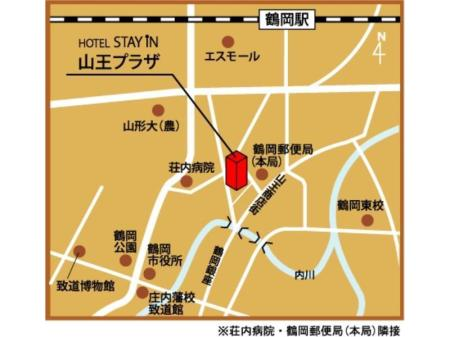 HOTEL STAY iN 山王プラザ (HOTEL STAY iN Sanno-Plaza)