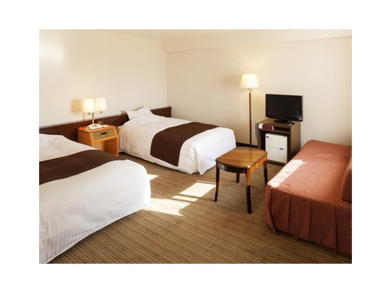 ツイン|30平米 (Twin Room with Extra Bed)