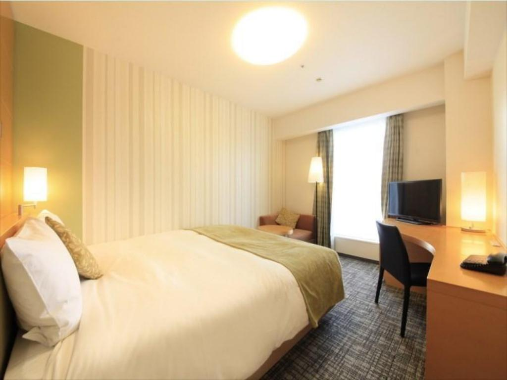Precious Double Room (Semi-queen Bed) - Guestroom Richmond Hotel Premier Sendai Ekimae