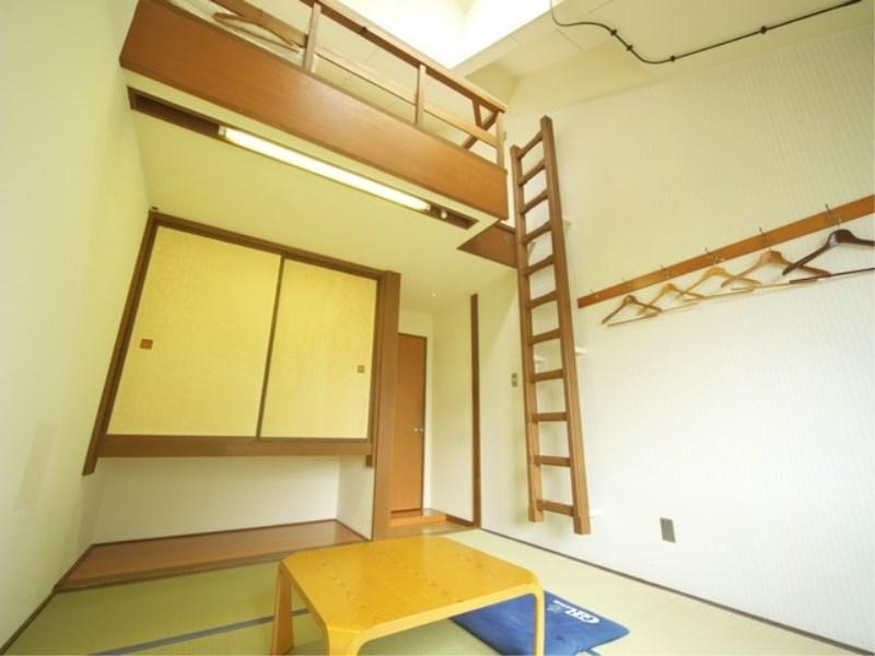 和式房+閣樓 (Japanese-style Room with Loft)