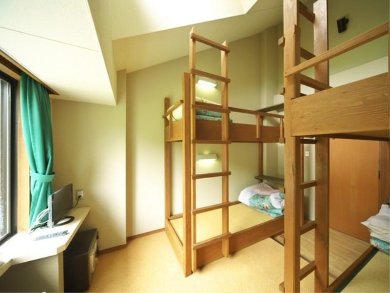 Skiers雙層床B (Skier's Room (Bunk Beds, Type B))