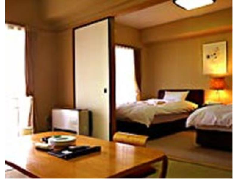다다미 침대 객실(2베드) (Japanese/Western-style Room (2 Beds))