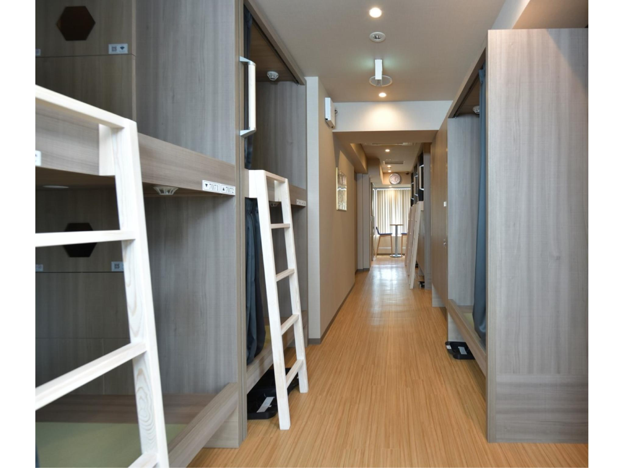 Mixed Dormitory Room (4 of 24 beds)